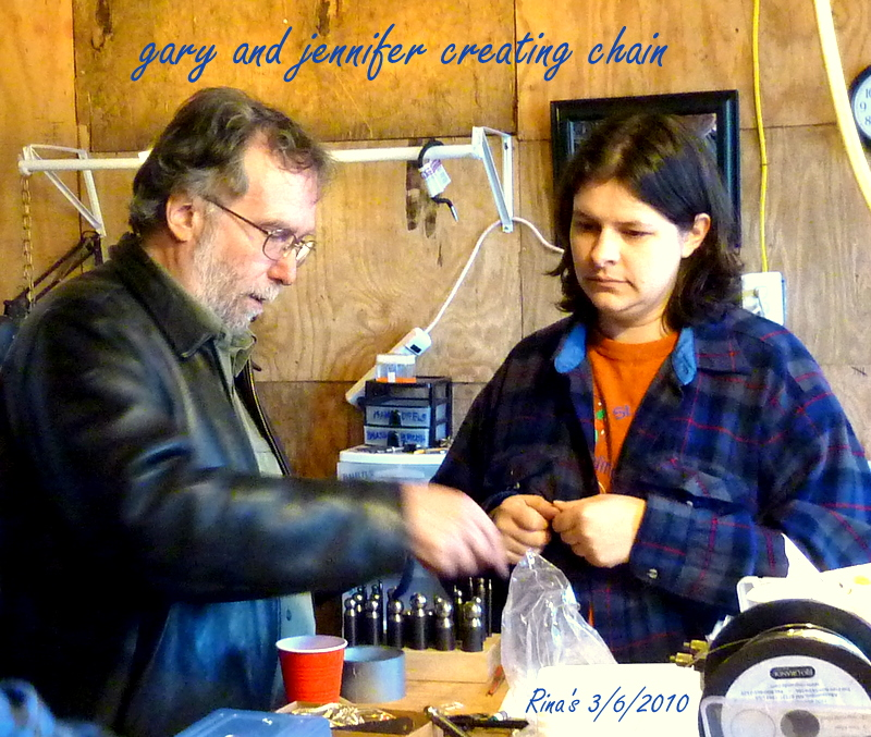 jewelry artists network, chain